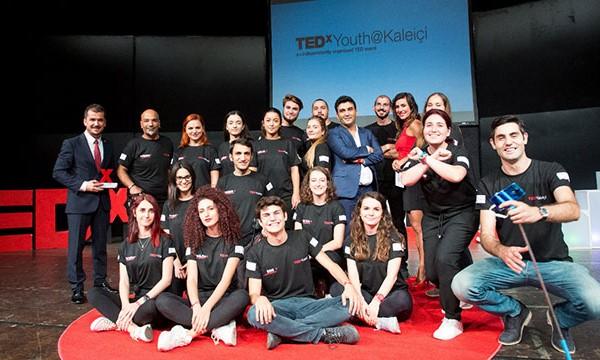 TEDX KALEİÇİ ORGANİZASYONU BAŞARI İLE GERÇEKLEŞTİRİLDİ.